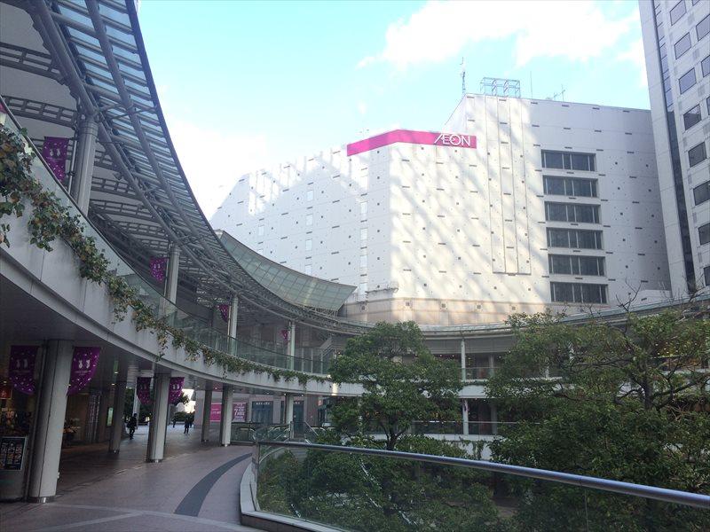 イオン品川シーサイド店まで徒歩3分のイメージ